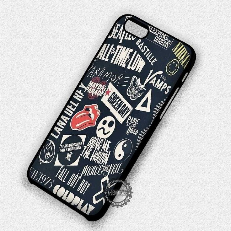 Bands Collage Sleeping with Sirens - iPhone 8  7 6s SE Cases & Covers #music #bandcollage #iphonecase #phonecase #phonecover #iphone7case #iphone7 #iphone6case #iphone6 #iphone5 #iphone5case #iphone4 #iphone4case #iphone8case #iphoneXcase #iphone8plus #paypal