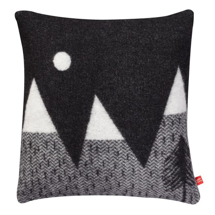 Mountain Moon Woven Cushion - Donna Wilson