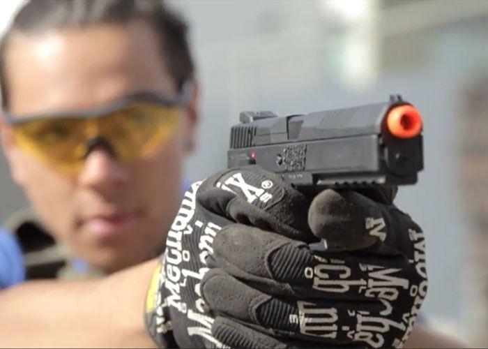 Evike [The Gun Corner] ASG CZ P-09 Duty Find our speedloader now!  http://www.amazon.com/shops/raeind