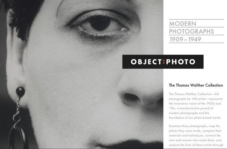 写真少年漂流記: ニューヨーク近代美術館がOBJECT:PHOTOを立ち上げる