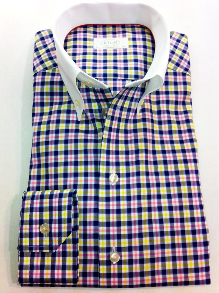 Laatste hemden van Eton. Nu voor de helft van de prijs bij hemdenonline.
