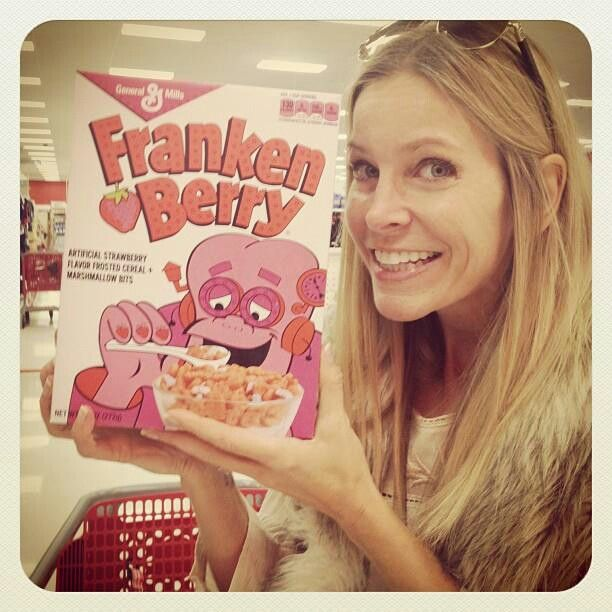Sheri Moon Zombie and Frankenberry