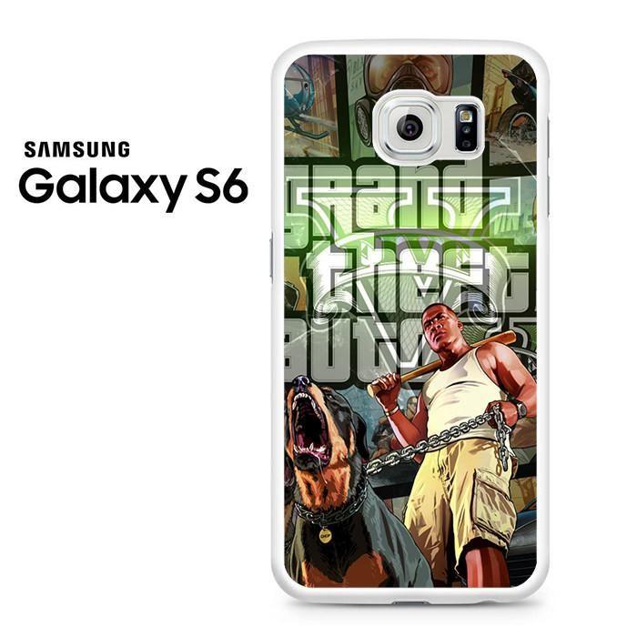 Grand Theft Auto V Rockstar Games Samsung Galaxy S6 Case