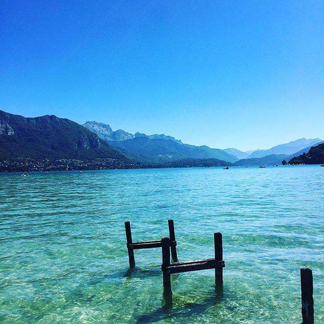 Comment venir ? Annecy : Lac d'Annecy