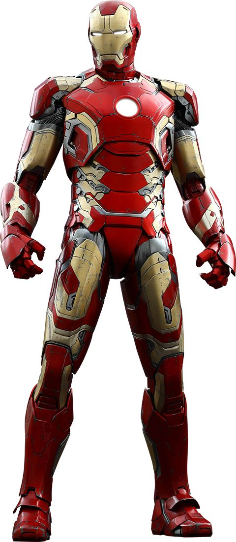 Homem de ferro Mark 43