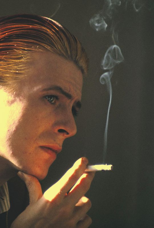 Never afraid to push boundaries; a true artist and creative in every aspect. The beautiful Bowie.