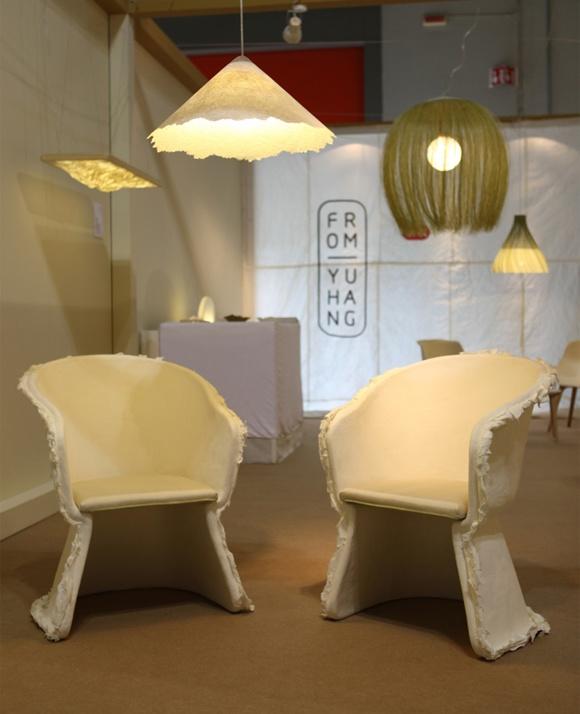 21 best images about papier mache on pinterest furniture for Paper mache furniture ideas