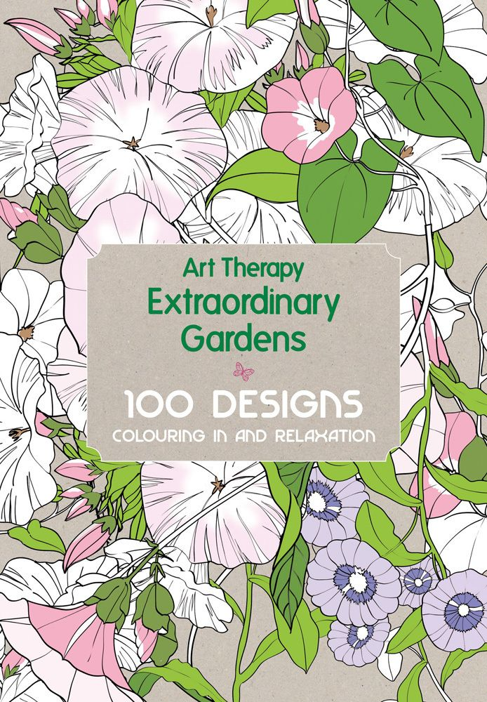 Colouring for gardeners
