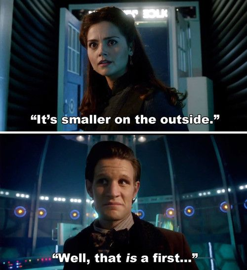 Great Doctor Who Moment