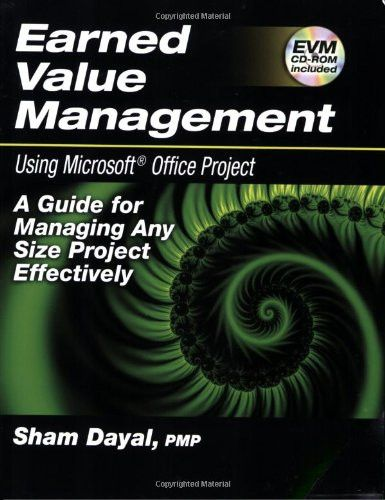earned value project management pdf