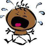 Les bébés ne pleurent pas pour rien…correct?.....Faux! Les bébés pleurent pour de nombreuses raisons. Cliquez sur le lien pour de plus amples informations sur les coliques, comment réconforter votre enfant, et comment gérer votre frustration.