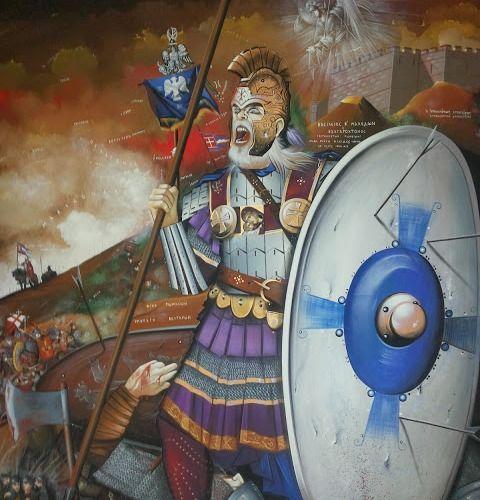 Οι μοναχοί είχαν τρομάξει εξαιτίας της φοβερής προσωπικότητας του μεγάλου πολεμιστή - αυτοκράτορα Βασιλείου Β' και της αποφασιστικότητας του να μειώσει τη δύναμη τους.