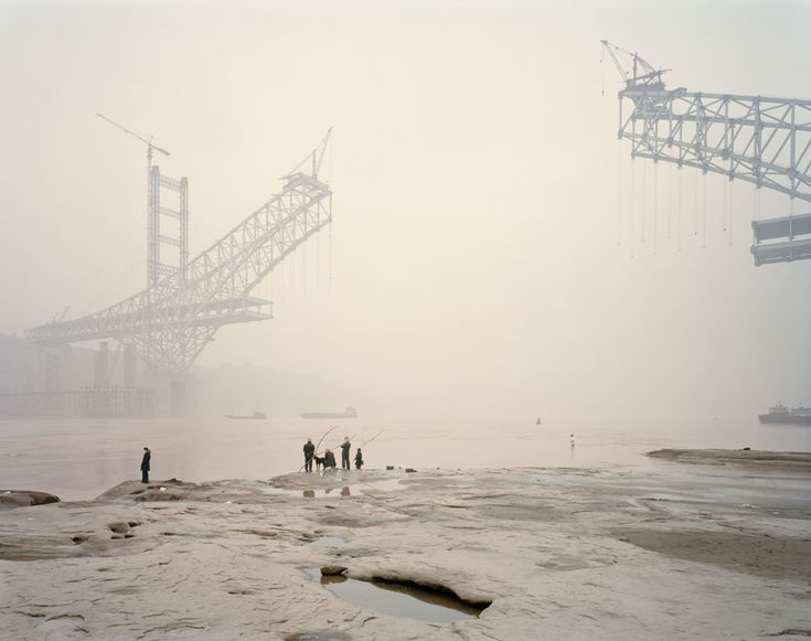 Nadav Kander, Yangtze, The Long River series