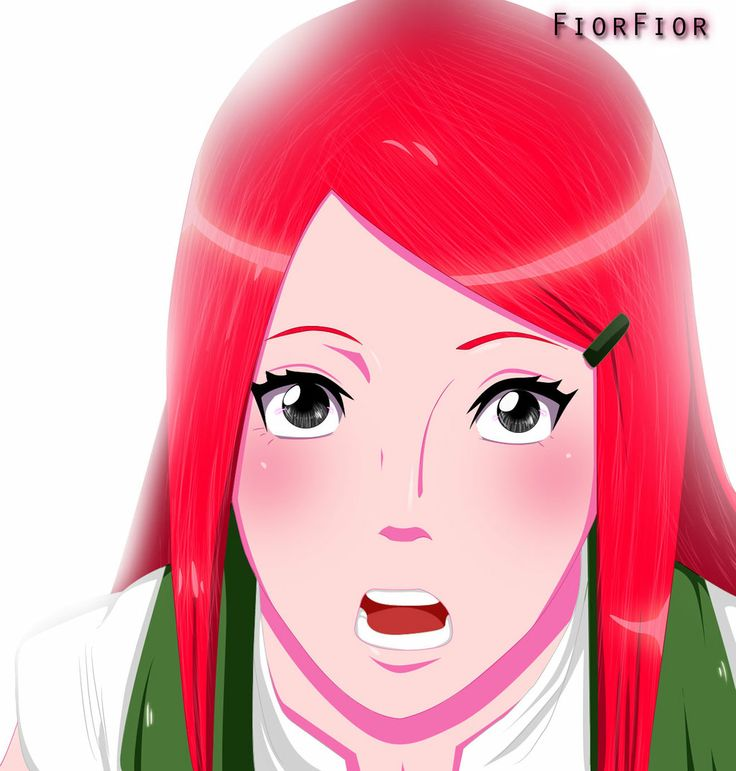 Kushina Uzumaki (chapter 664) by FiorFior.deviantart.com on @deviantART