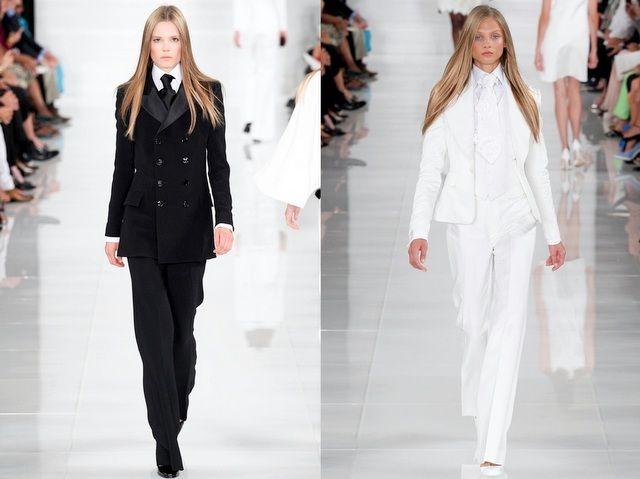 Ralph Lauren -Colección -primavera - verano 2014- Fashion Week Nueva York (22)