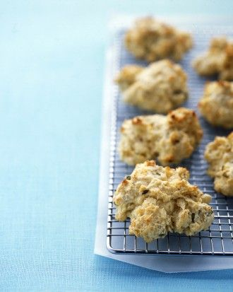 "See the ""Buttermilk-Thyme Drop Biscuits"" in our Quick Bread Recipes gallery"