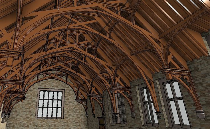 Pears Hall IMG - 3D View - Internal 3D View