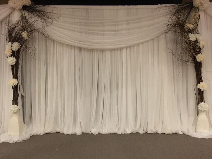 #cldesigns #cldesignteam #winterwedding #weddingbackdrop #whiteonwhite #wedding #branches #indoorwedding #natureinspiredwedding #weddingdecor