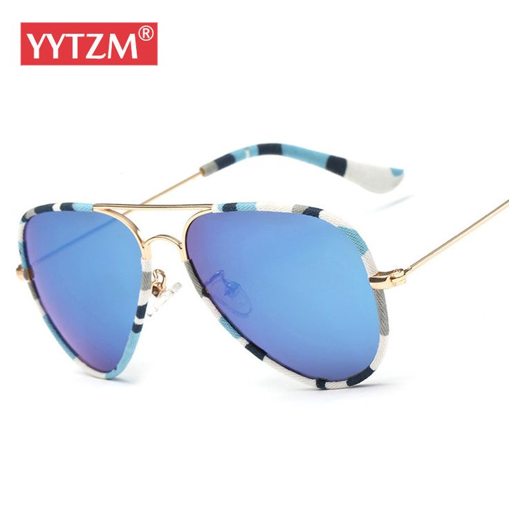 YYTZM Children Polaroid Sunglasses For Girl Cloth Frame Glasses Kids Fashion Trend Gafas Infantile For Boy With Glasses Bag