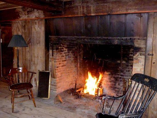 Historic House Blog » Rare U0026 Impressive U0027Early Periodu0027 House (ca 1700)