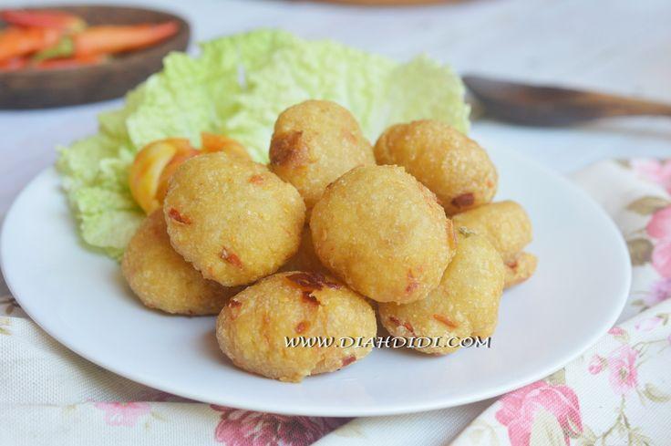 Diah Didi S Kitchen Perkedel Kimpul Makanan Makanan Dan Minuman Resep