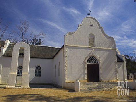 church-building-at-historic-moravian-mission-station-cedarberg-south-africa