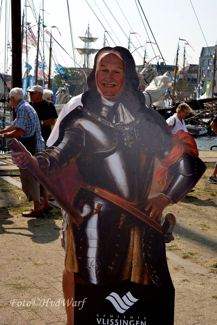 #SAIL DE RUYTER VLISSINGEN 2013 #Michiel? #Foto©HannekevdWarf