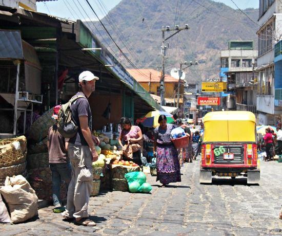Market, San Pedro la Laguna