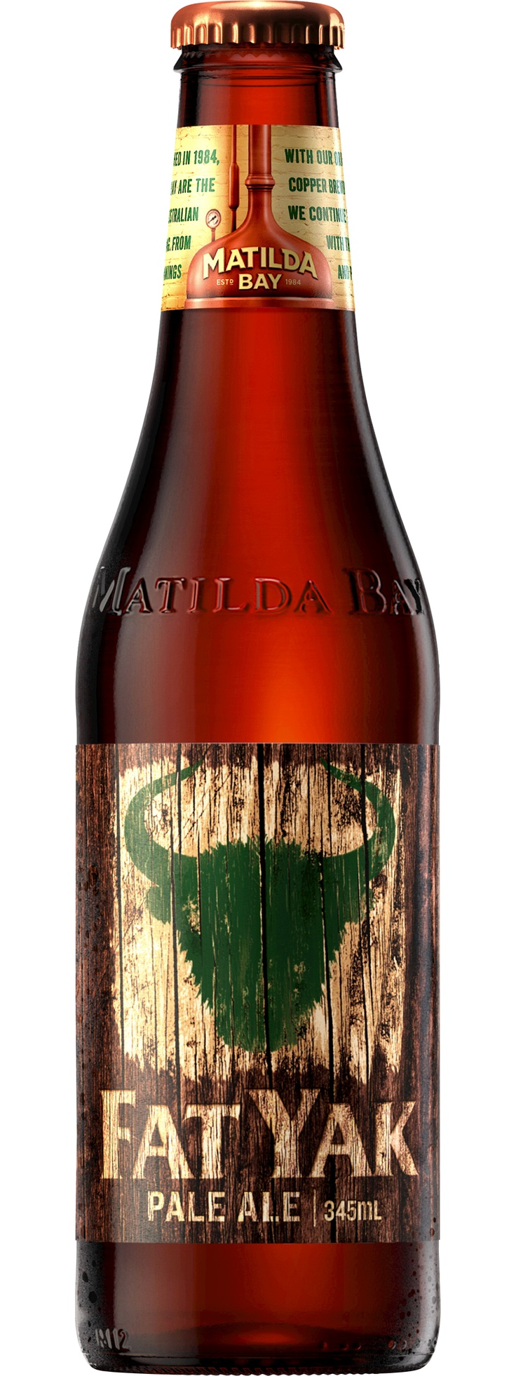 Matilda Bay Brewing: Fat Yak