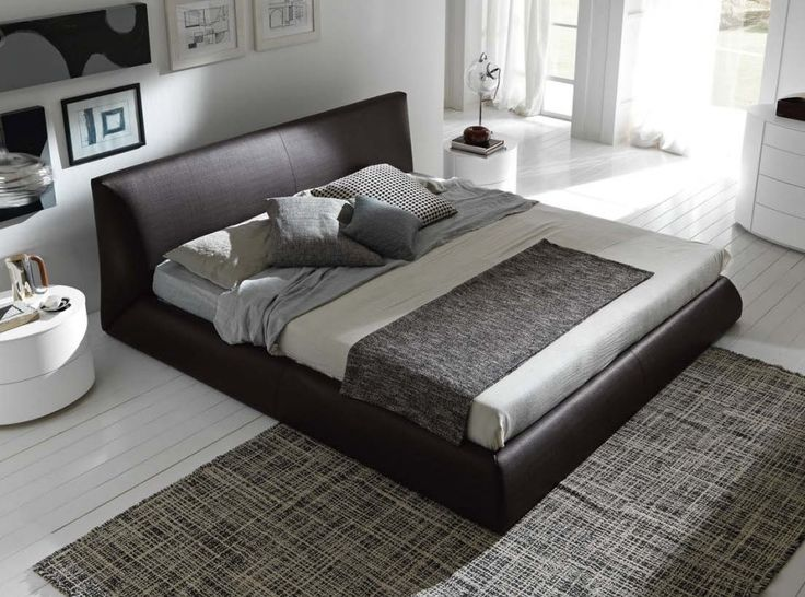 Coco Modern Italian Bed by Rossetto - $1,695.00
