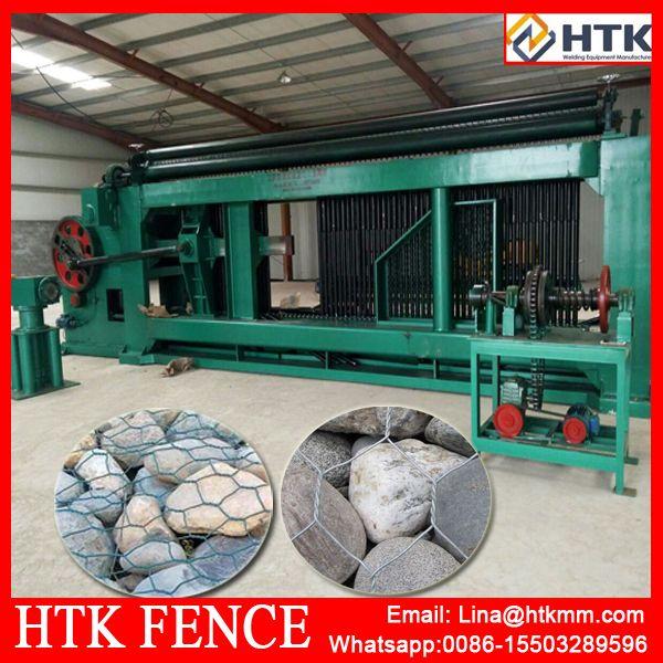 best price hexagonal wire mesh machine/gabion wire mesh machine/gabion box machine whatsapp/mobile: 0086-15503289596
