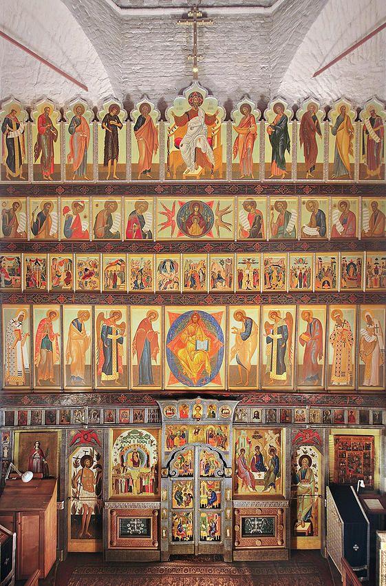 Алексей Сергеевич Вронский   Храм в Троицком-Голенищеве