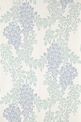 Wisteria BP 2217 - Wallpaper Patterns - Farrow & Ball