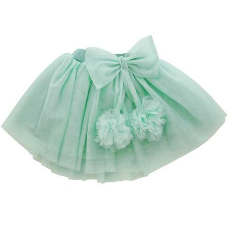 Curious Wonderland Marshmallow Tulle Skirt