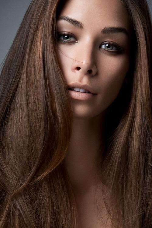 Milk chocolate brown hair | Beauty | Pinterest | Smooth ...