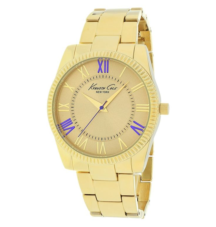 Kenneth Cole Women's Classic. Available through our Brand Name Watches auction, live now!