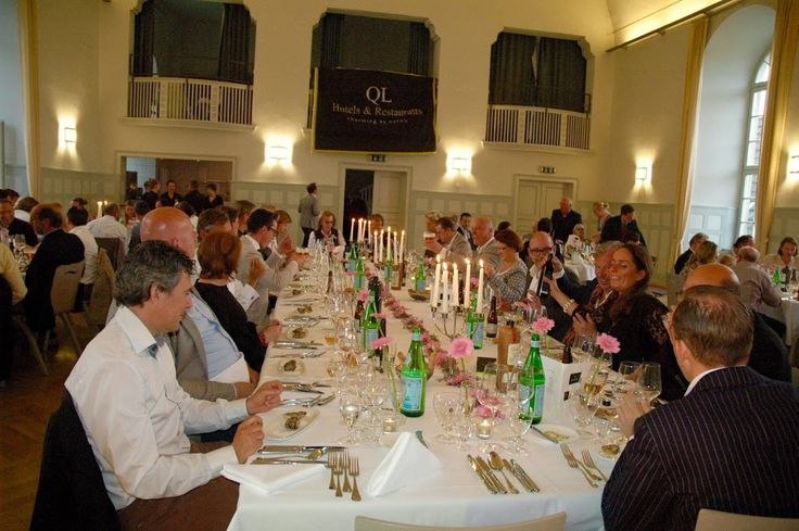 QL Gathering 2015 - The Dinner in Meisenheimer Hof