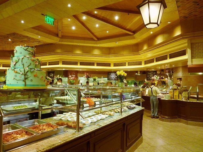 米国ラスベガスのホテル「ベラージオ」にて。Hotel Ballagio in Las Vegas, USA.