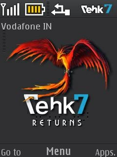 Free Tehk7 theme by sajansu12 on Tehkseven