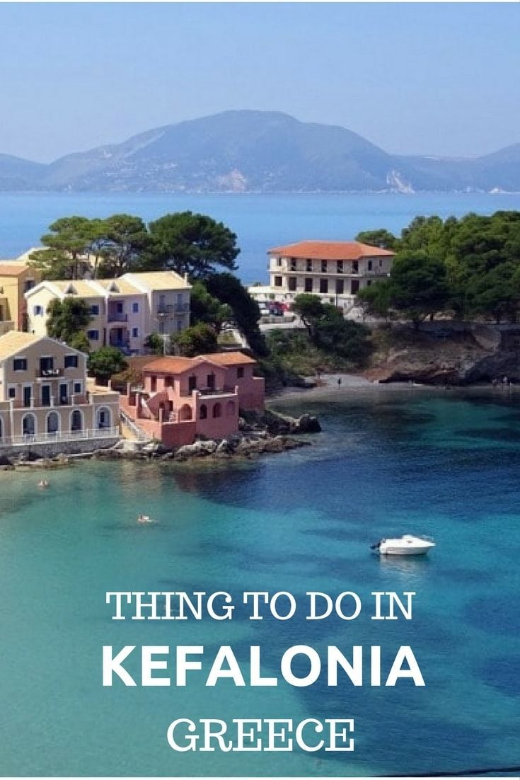 Things to do on Kefalonia island in Greece: what to do, beautiful beaches, where to stay and how to go to Kefalonia, Greece