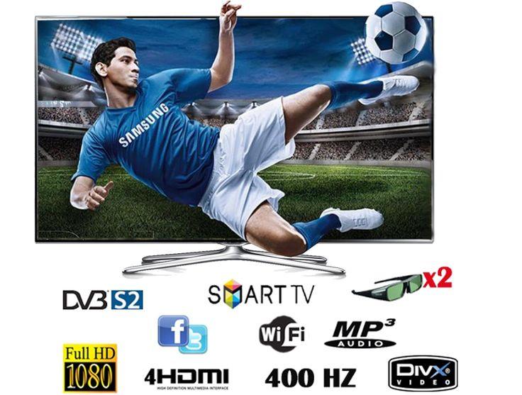 Samsung UE-40F6500 LED ( İthalatçı Firma Garantilidir ) :: sanaldunyaavm
