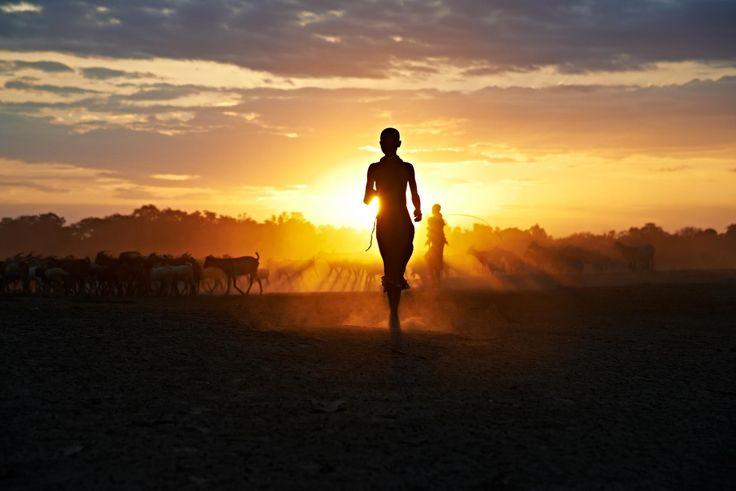 Steve McCurry - Omo Valley, Ethiopia