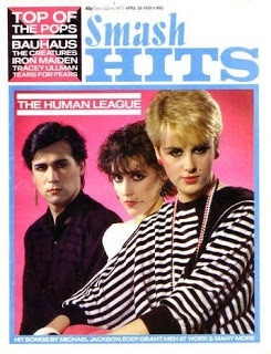 POSTCARDS FROM THE HEDGE: Crikey!!! Its 1983! More Smash Hits