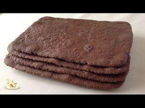 ReteteAngela: Foi fragede cu cacao