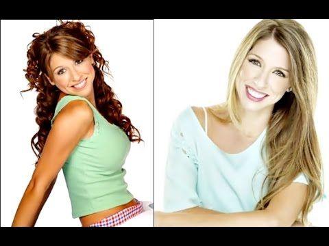 Floricienta Antes y Despues 2014 - YouTube