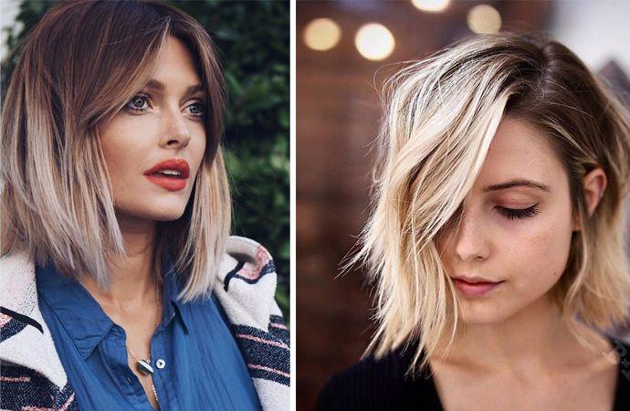 Goed nieuws voor iedereen die haar kappersbezoek nog wel eens te lang uitstelt: een uitgroei is hot! Het is de nieuwe balayage met een rokerige natuurlijke kleuring.