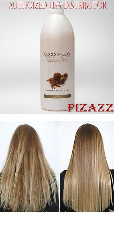 Relaxers and Straightening Prod: Cocochoco Original Brazilian Keratin Hair Treatment 33.8 Oz / 1000 Ml -> BUY IT NOW ONLY: $99.95 on eBay!
