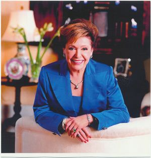 Mary Higgins Clark, author of Where Are You Now? and No Place Like Home