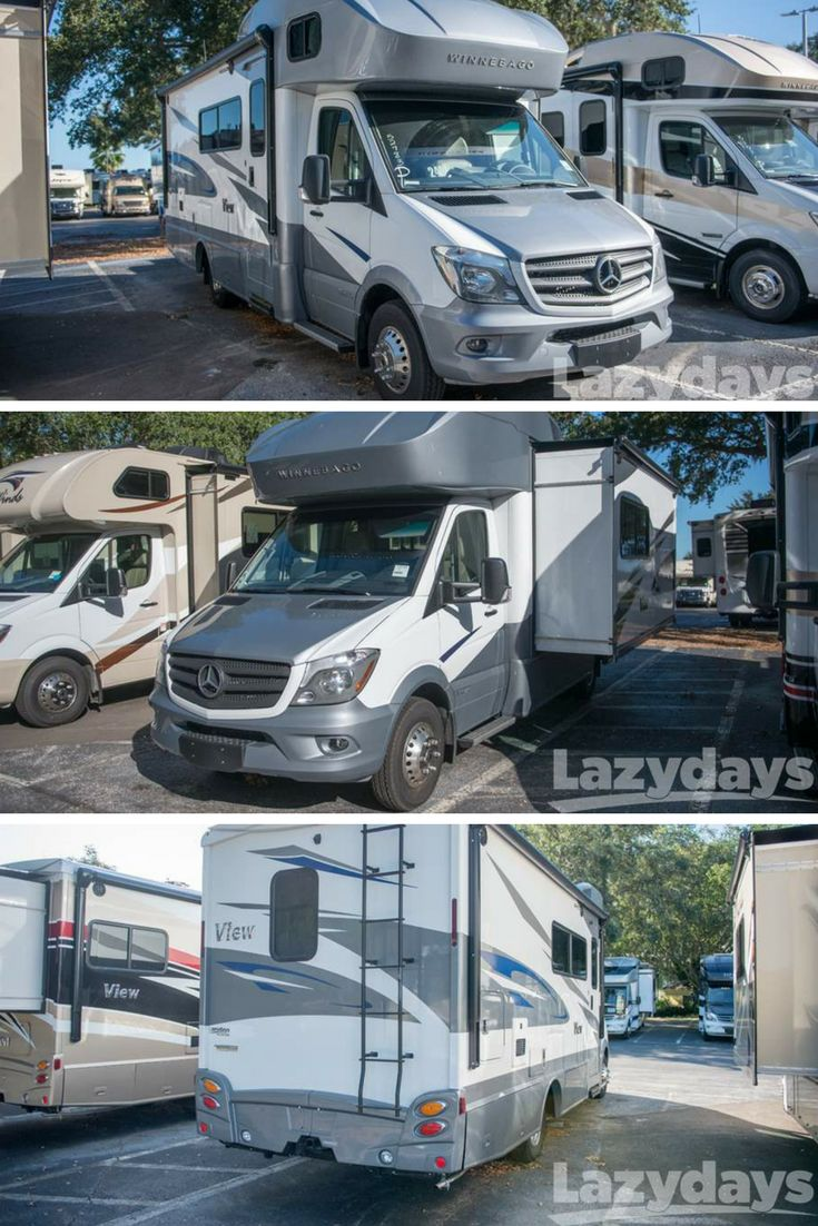 Small class c rv models quotes - This Class C Winnebago View Is Ready