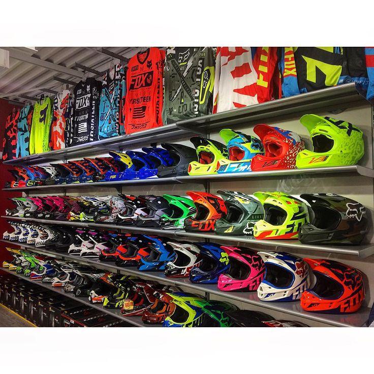Nouvelles collections MX 2016 en magasin dès maintenant !!! #mx#newgear#2016#motocross#fox#shift#troyleedesigns#tld#helmet#jersey#mxqc#mxquebec#motolife#foxhead#foxracing#fly#zoan#plxsport